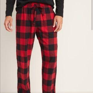 Family PJ's Buffalo Pajama Pant Large